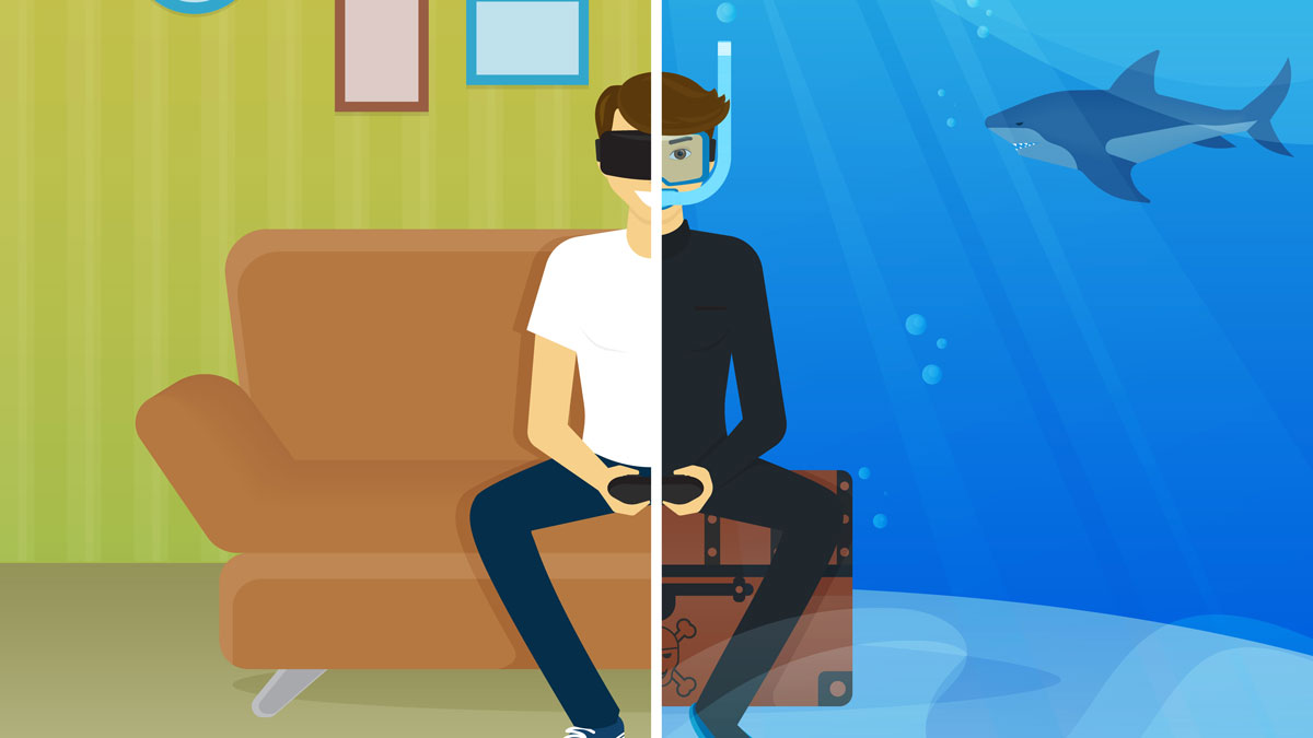 VR: More than Just aGame?